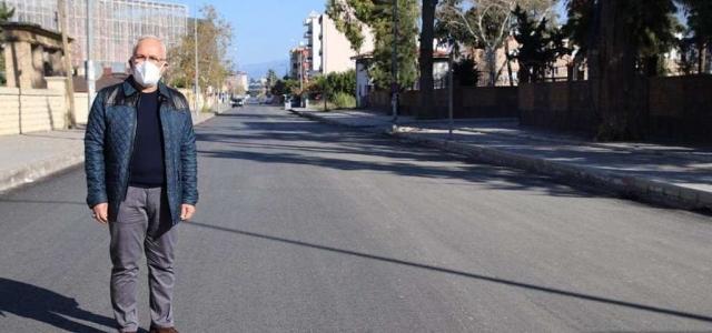 Başkan Tosyalı Hafta Sonu da Sahada