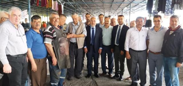 Başkan Tosyalı: 'Hedefimiz Yaşanılabilir Bir Kent'