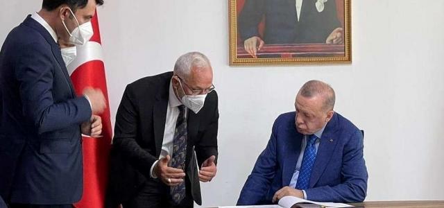 Başkan Tosyalı; 'İskenderun'da Güzel Şeyler Olacak'