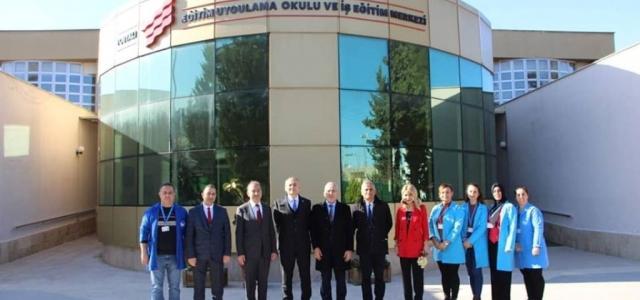 Başkan Tosyalı, Osmaniye'de Ziyaretlerde Bulundu