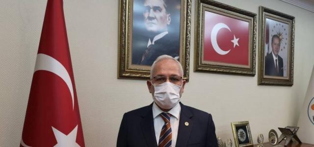Başkan Tosyalı; 'Sağlığımız için Tedbirlere Uyalım'