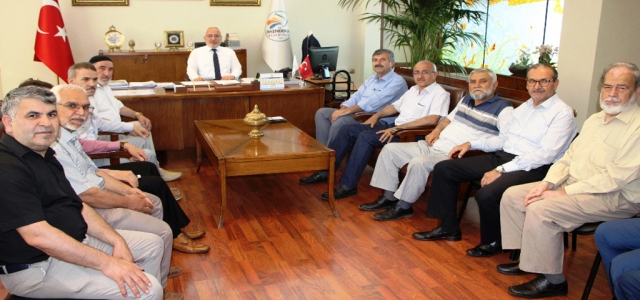 Başkan Tosyalı: 'Samimiyet Ve Gayret İle Çalışıyoruz'