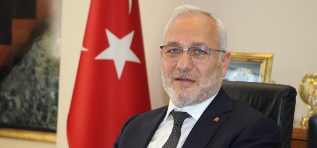 Başkan Tosyalı'dan '19 Mayıs' Mesajı