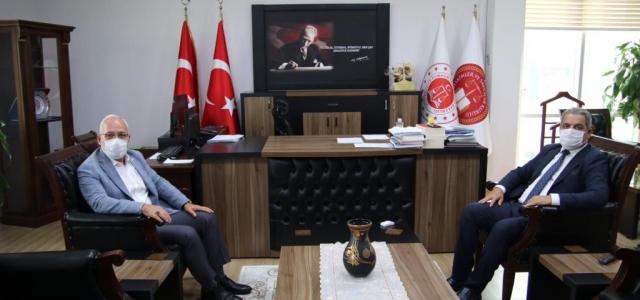 Başkan Tosyalı'dan 'Adli Yıl' Ziyareti