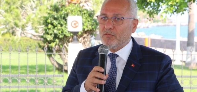 Başkan Tosyalı'dan Basın Bayramı Mesajı
