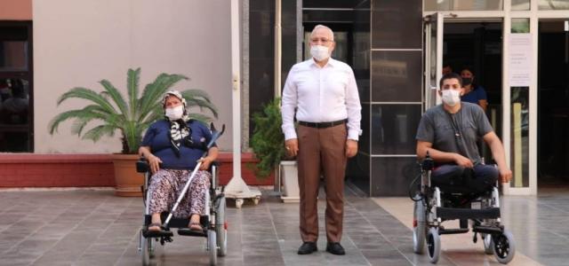 Başkan Tosyalı'dan 'Dünya Engelliler Günü' Mesajı