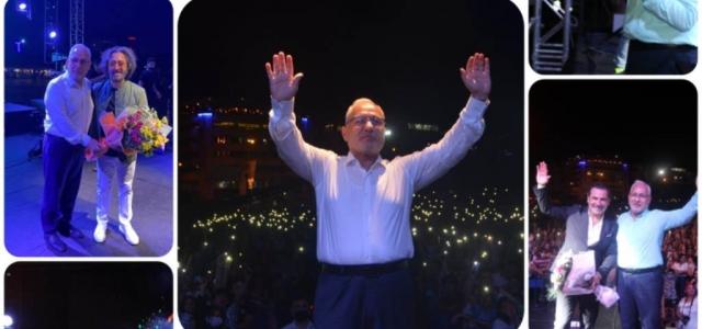 Başkan Tosyalı'dan Festival Teşekkürü