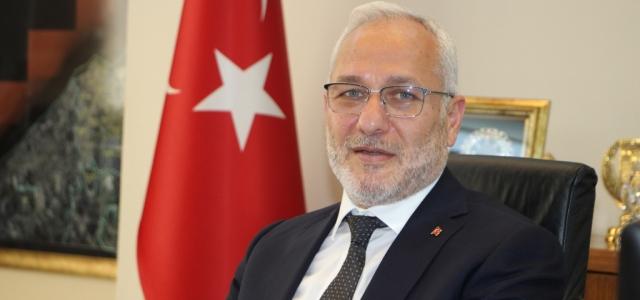Başkan Tosyalı'dan Gaziler Günü Mesajı