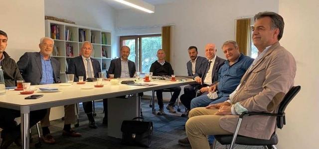 Başkan Tosyalı'dan  Yoğun Ankara Mesaisi