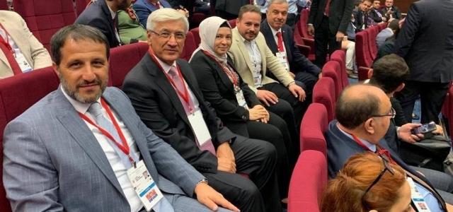 Başkan Yeloğlu 'İl Başkanları' Toplantısına Katıldı