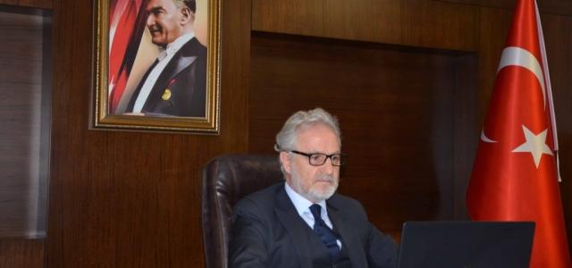 Başkan Yılmaz, İletişim Stratejileri Toplantısına Katıldı