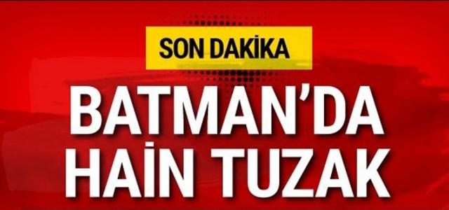 Batman'da Hain Tuzak
