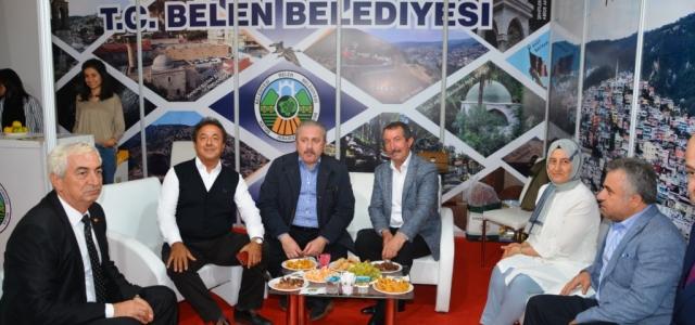 Belen İstanbul'da Misafirlerini Ağırladı