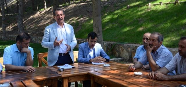 Belen'de İmar Barışı Bilgilendirme Toplantısı