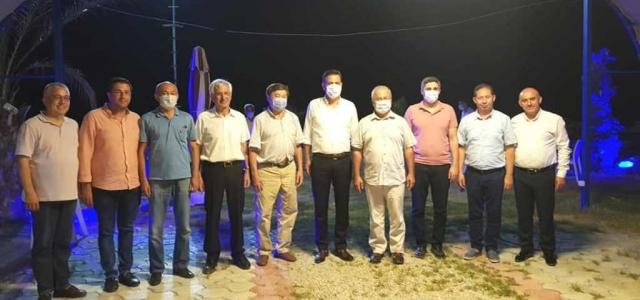 Büyükelçiler Arsuz'da!