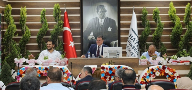 Büyükşehir Ekim Ayı Meclis Toplantısı Yapıldı