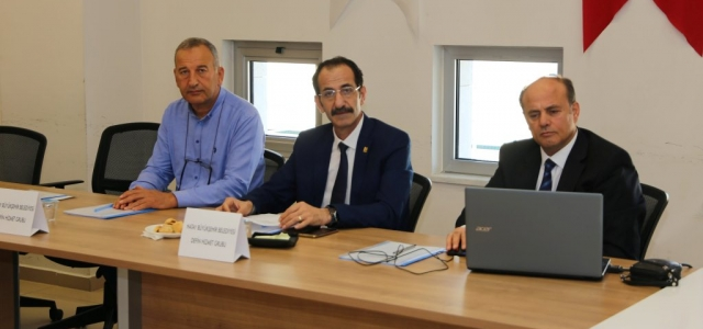 Büyükşehir'den Ortak Toplantı