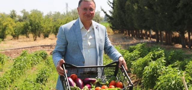 Büyükşehir'in Üretim Hamleleri Meyvelerini Veriyor