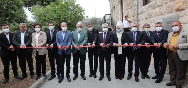 Cemil Meriç Kültür Evi Açıldı