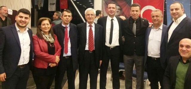 CHP Arsuz Yeni Başkanını Belirledi