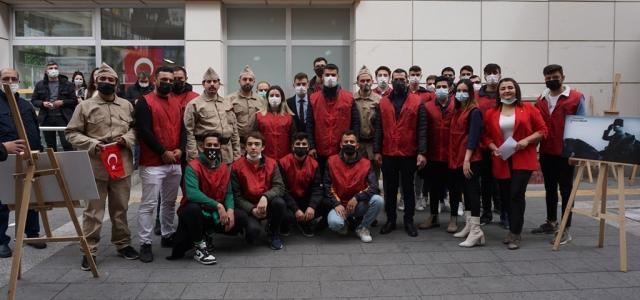 CHP Gençlerinden Anlamlı Etkinlik