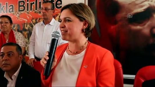 CHP Genel Başkan Yardımcısı Böke Hatay'da