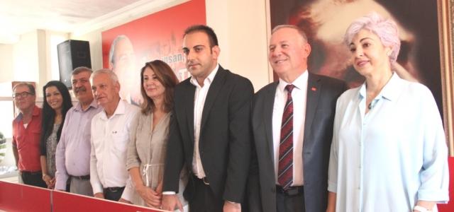 CHP'li Bozdoğan Aday Adaylığını Açıkladı