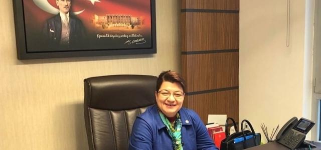 CHP'li Şahin Kadınlar Günü'nü Kutladı