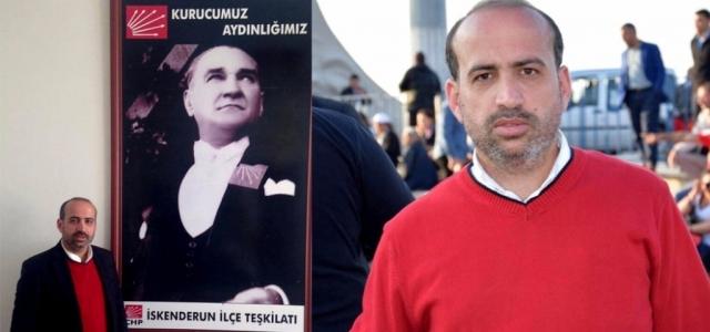 CHP'Lİ Şimşek Meclis Üyeliğine Adaylığını Açıkladı