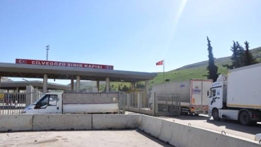 Sınır Kapısı, Suriye'den Gelenlere Kapatıldı
