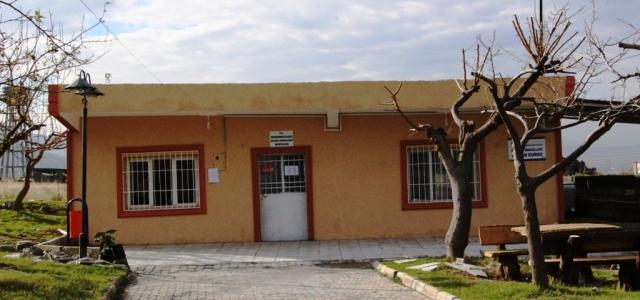 Çınarlı'ya Yeni Muhtarlık Binası Yapıldı