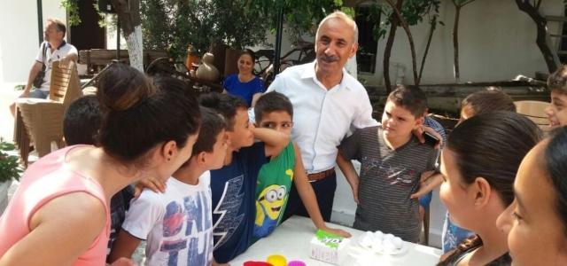 Çocukların Mutluluğu, Bizim Mutluluğumuz!