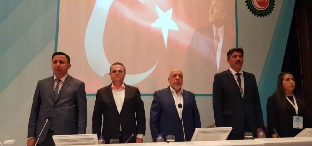 Değirmenci: ÇELİK'ten İrade Türkiye'yi Zafere Taşıyacaktır