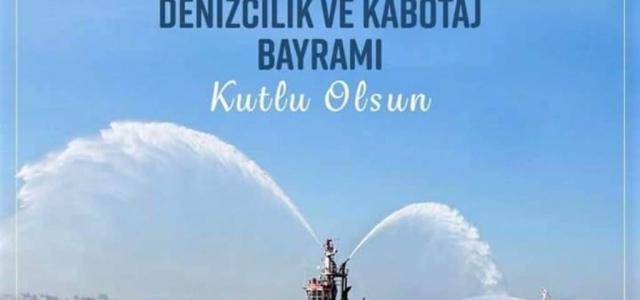 'Denizciliği, Türk'ün Milli Ülküsü Olarak Benimsemeliyiz'