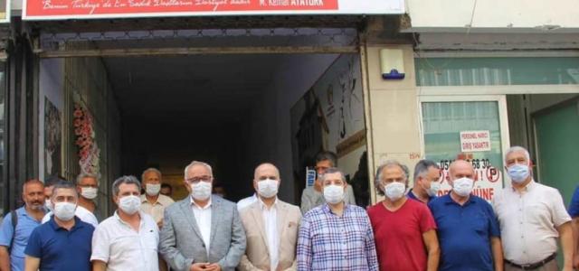 Dörtyol Gazeteciler Cemiyeti Açılışını Yaptı