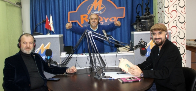 'Dostlar Dergâhı'  Mega Radyo'da