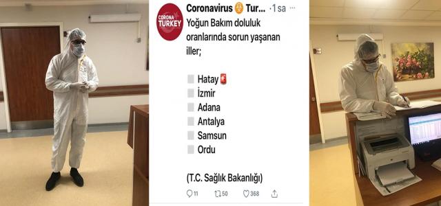 Dr. Ender Çolakoğlu; 'Daha Sıkı Önlemler Alınmalı!'