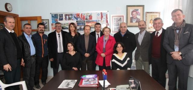Dr. Şahutoğlu Seçim Çalışmalarını Sürdürüyor