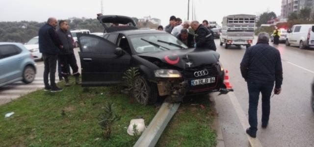 Duruşma Çıkışı Kavga Trafikte Silahlı Saldırıya Dönüştü: 4 Yaralı