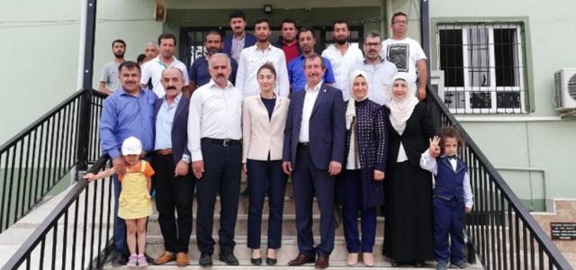 Ecrin Nazlı İnan'dan Türkiye Vurgusu