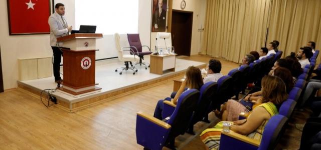 ELSEVIER Akademik Performans Çalıştayı İSTE'de Yapıldı