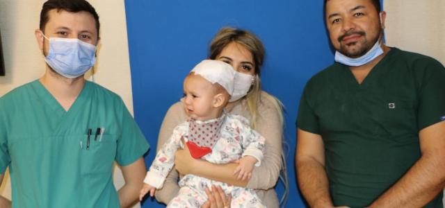 Elyesa Bebek Gelişim'de Sağlığına Kavuştu