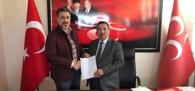 Emir Selim Yazar Meclis Üyeliği için başvurdu