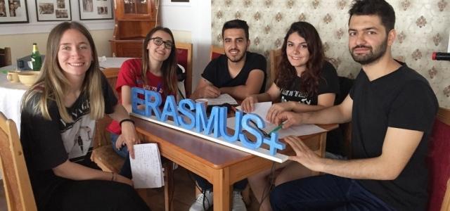 Erasmus+ Projesi ile Gençler Romanya'da