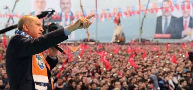 Erdoğan; 'İskenderun Anadolu'nun Akdeniz'e Açılan Çelik Kapısıdır'
