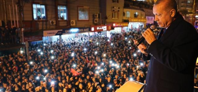 Erdoğan: 'Cumhur İttifakı ile Ülkemizi Yarınlara Taşıyacağız'