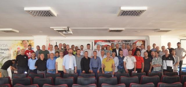 'Erhan Aksay Futbol Turnuvası' Arsuz'da