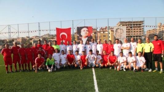 Erhan Aksay Futbol Turnuvası Başlıyor
