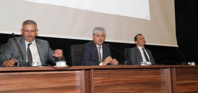 Erzin OSB İstişare Toplantısı Yapıldı