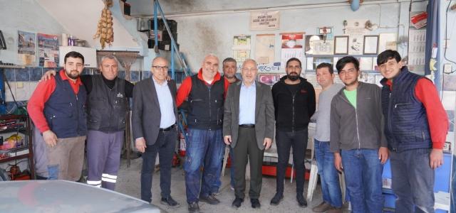 Fatih Tosyalı,  'Esnaf Kültürüyle Büyüdük'